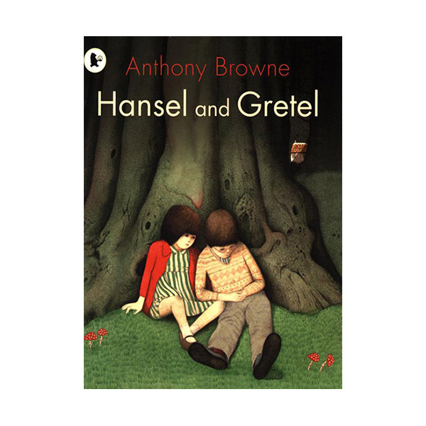 Anthony Browne : Hansel and Gretel (paperback)