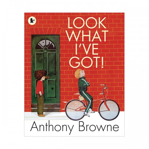 Anthony Browne : Look What I've Got! (Paperback)