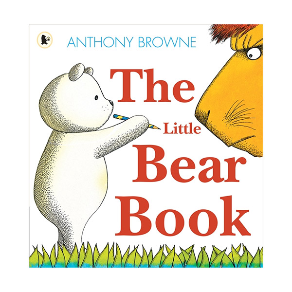 Anthony Browne : The Little Bear Book (paperback)