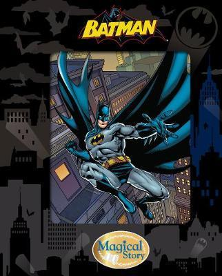 Batman : Magical Story With Lenticular (Hardcover)