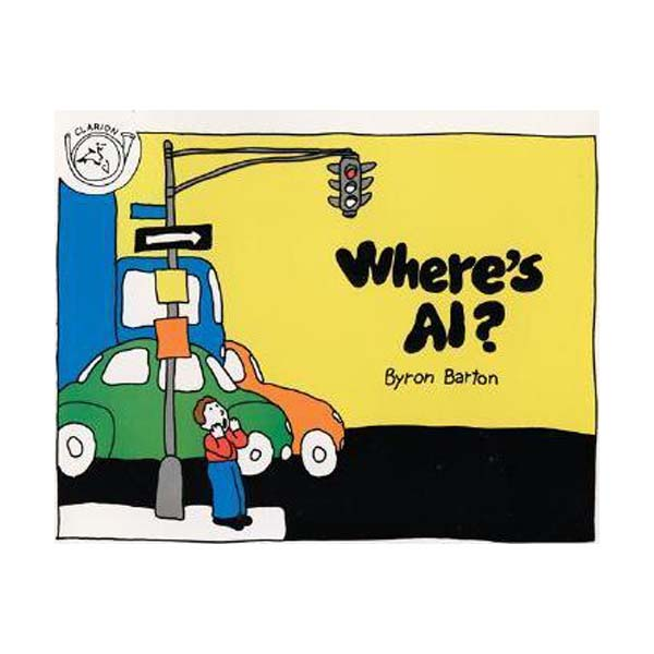 Byron Barton : Where's Al? (Paperback)