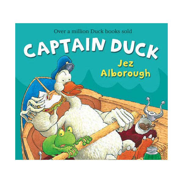 Captain Duck (Paperback)
