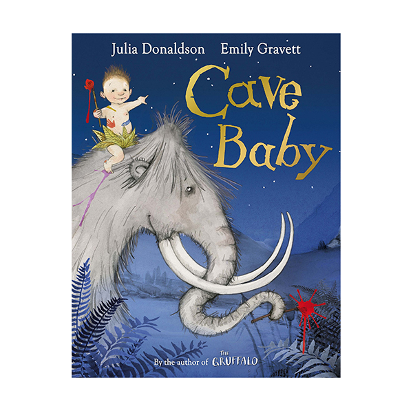 Cave Baby (Paperback, 영국판)
