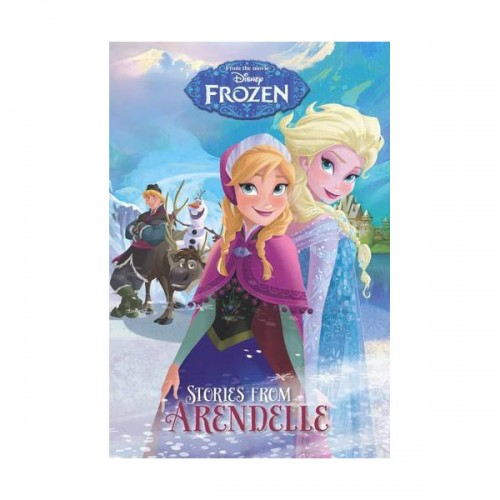 [특가] Disney Frozen Adventures : Stories from Arendelle (Paperback)