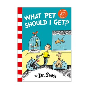 Dr Seuss : What Pet Should I Get? (Paperback, 영국판)
