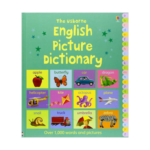 English Picture Dictionary (Hardcover)