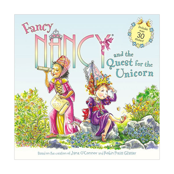 Fancy Nancy and the Quest for the Unicorn (Paperback)