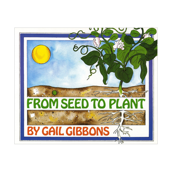 From Seed to Plant (Paperback)