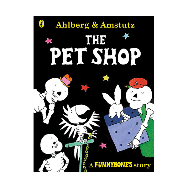 Funnybones : The Pet Shop (Paperback, 영국판)