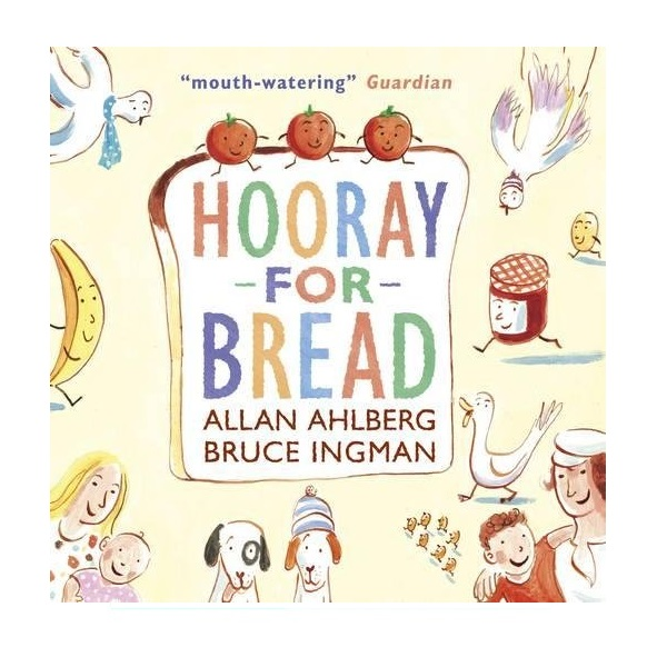 Hooray for bread (Paperback)