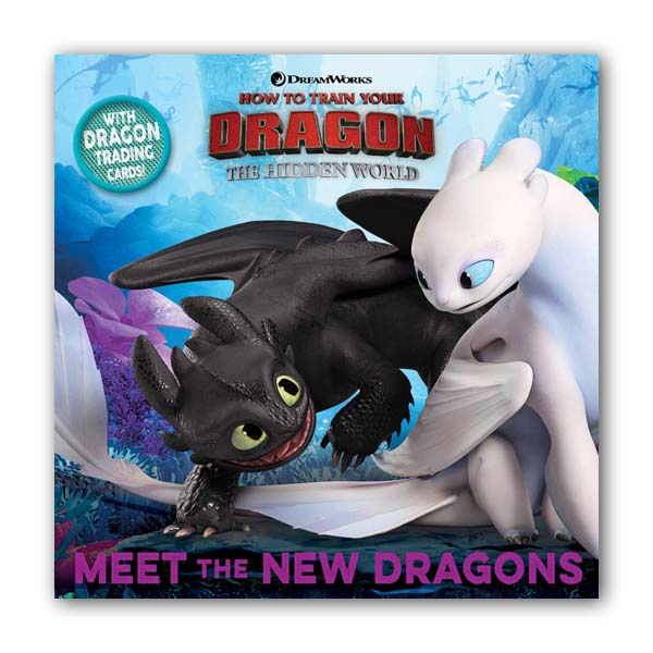 How to Train Your Dragon #3 : Hidden World : Meet the New Dragons (Paperback)