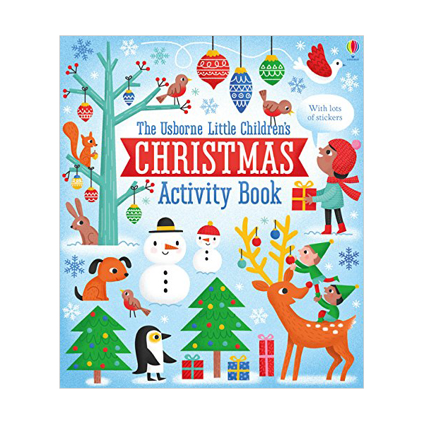 Little Children's Christmas Activity Book (Paperback, 영국판)