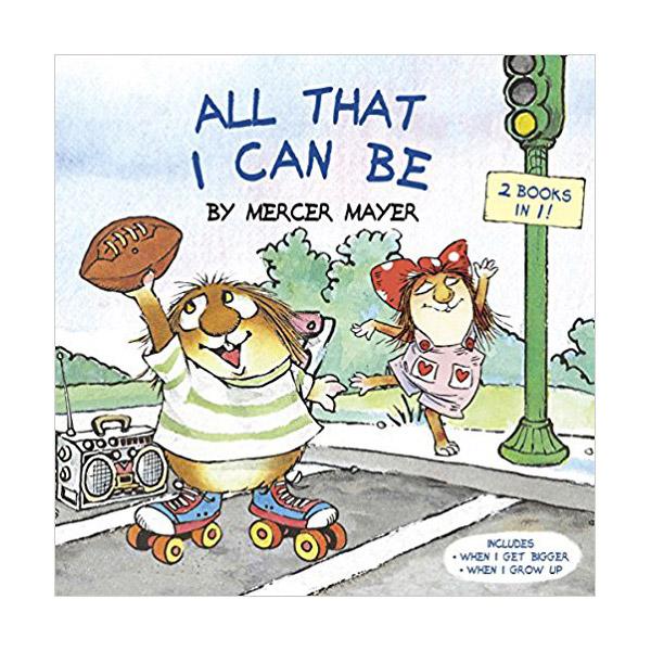 Little Critter : All That I Can Be (Paperback)