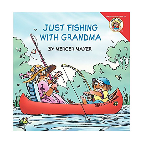 Little Critter : Just Fishing with Grandma (Paperback)
