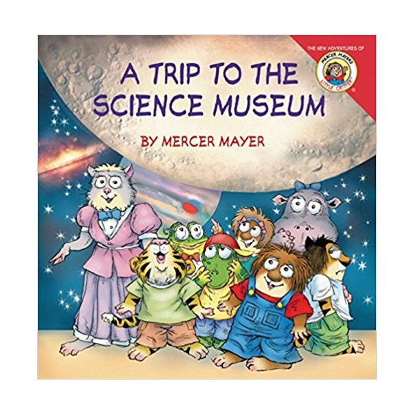 Little Critter : My Trip to the Science Museum (Paperback)