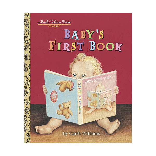 Little Golden Book : Baby's First Book (Hardcover)