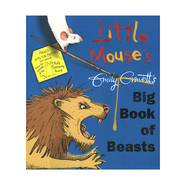 Little Mouse's Big Book of Beasts (Paperback)