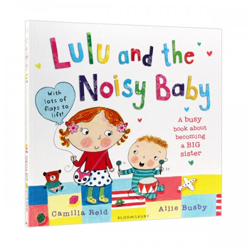 Lulu and the Noisy Baby (Paperback, 영국판)