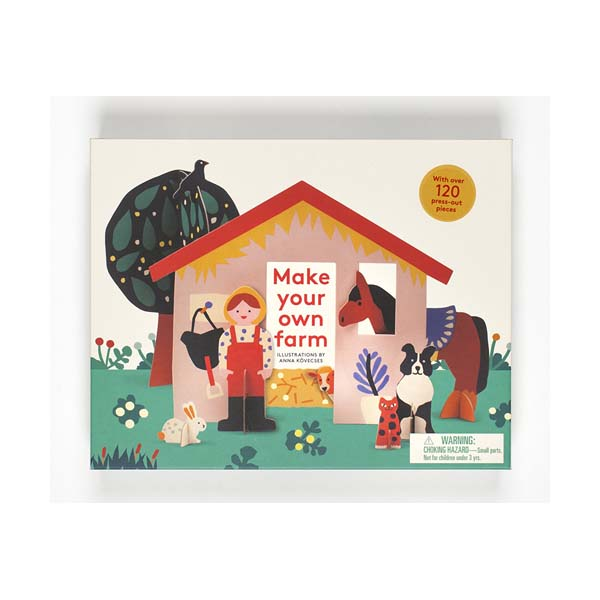 Make Your Own Farm (Paperback, 영국판)