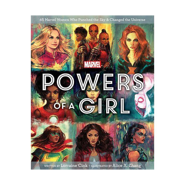 Marvel Powers of a Girl (Hardcover)