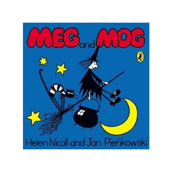 Meg and Mog (Paperback, 영국판)