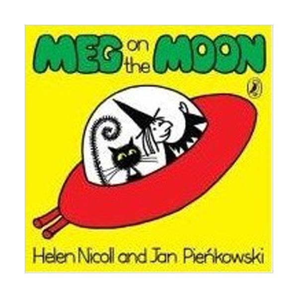Meg and Mog: Meg On the Moon (Paperback)