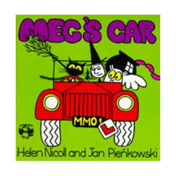 Meg and Mog: Meg's Car (Paperback)
