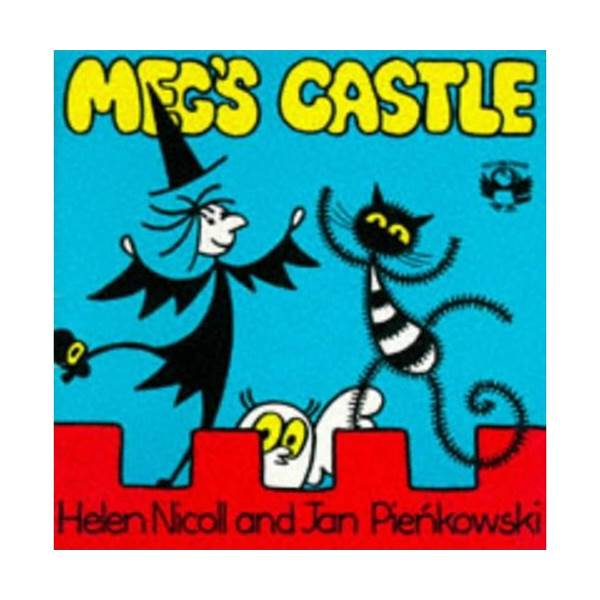 Meg and Mog: Meg's Castle (Paperback)