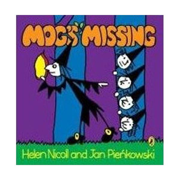 Meg and Mog: Mog's Missing (Paperback)