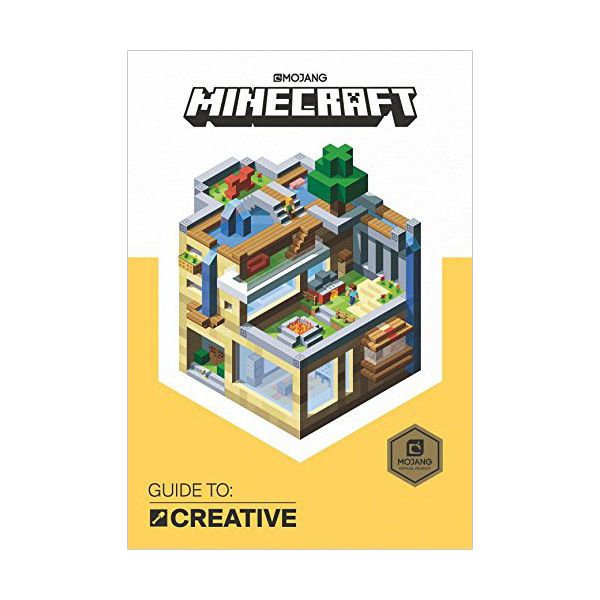 Minecraft Guide to Creative: An Official Minecraft Book From Mojang (Hardcover)