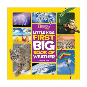 National Geographic Little Kids First Big Book of Weather (Hardcover)
