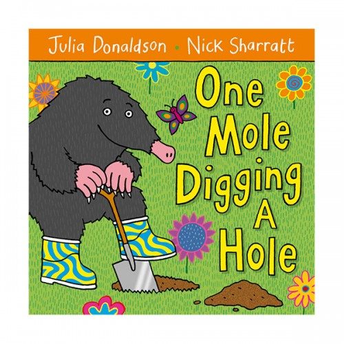 One Mole Digging a Hole (Paperback, 영국판)