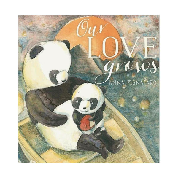 Our love grows (Paperback+CD)