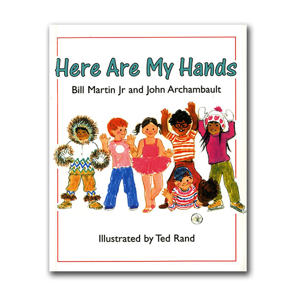 Owlet Book : Here Are My Hands (Paperback)