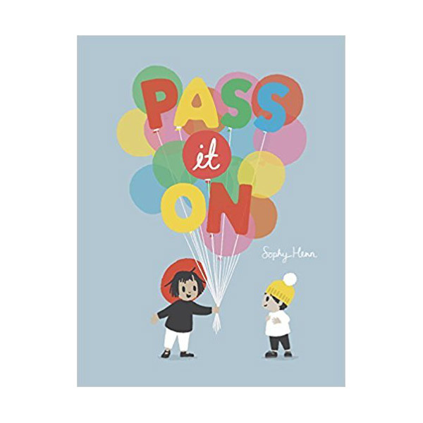 Pass it on (Paperback, 영국판)