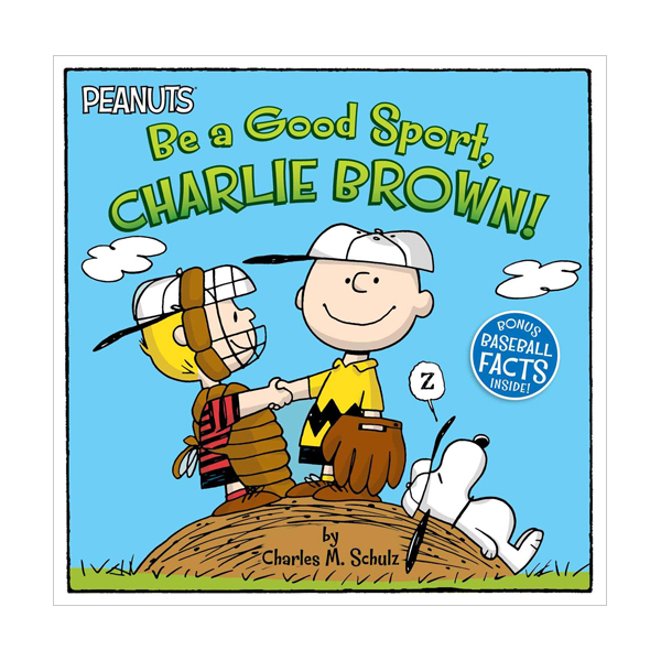 Peanuts : Be a Good Sport, Charlie Brown! (Paperback)