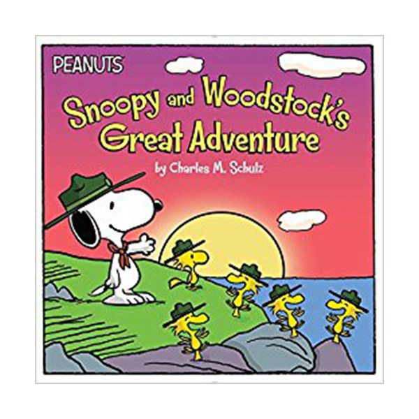 Peanuts : Snoopy and Woodstock's Great Adventure (Paperback)