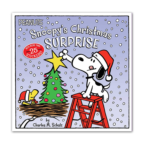 Peanuts : Snoopy's Christmas Surprise (Paperback)