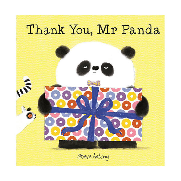 RL 1.0 : Thank You, Mr Panda (Paperback, 영국판)
