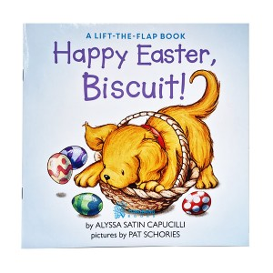 RL 1.1 : Happy Easter, Biscuit! (Paperback)