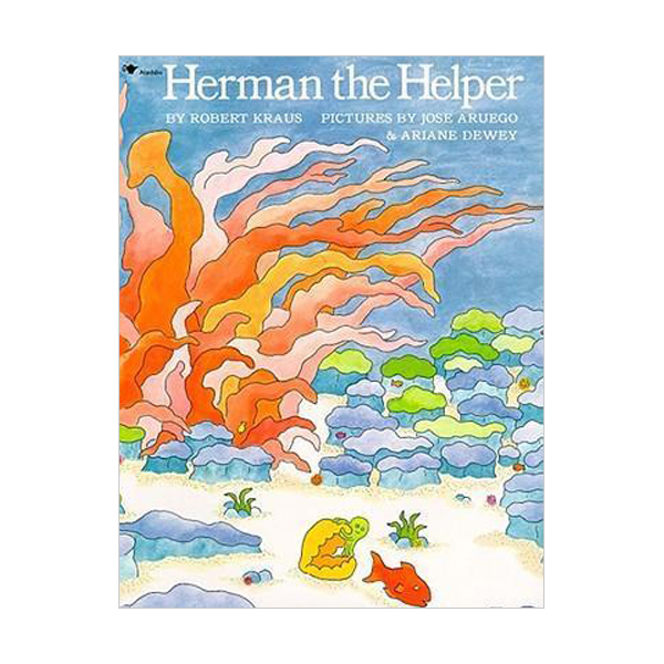 RL 1.2 : Herman the Helper (Paperback)