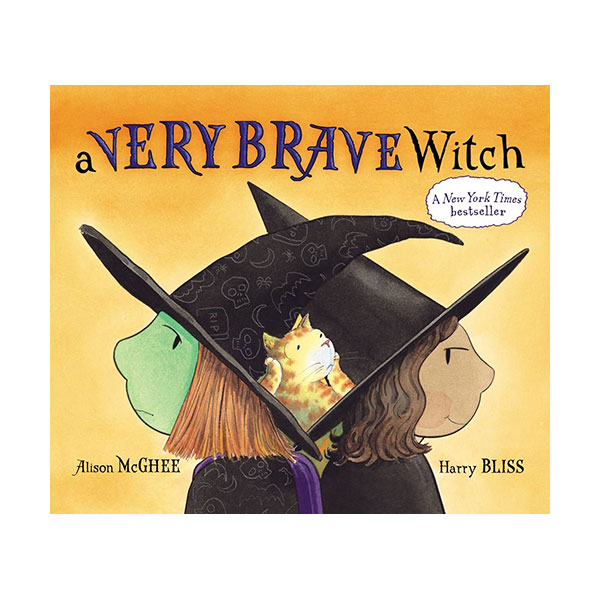 RL 1.4 : A Very Brave Witch (Paperback)