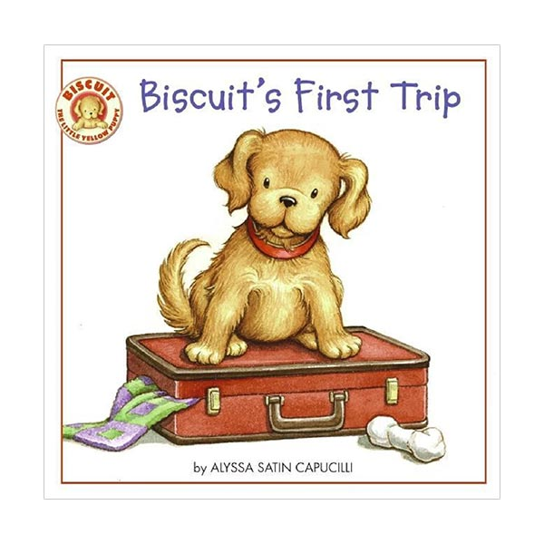 RL 1.4 : Biscuit's First Trip (Paperback)
