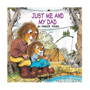 RL 1.4 : Little Critter Series : Just Me and My Dad (Paperback)