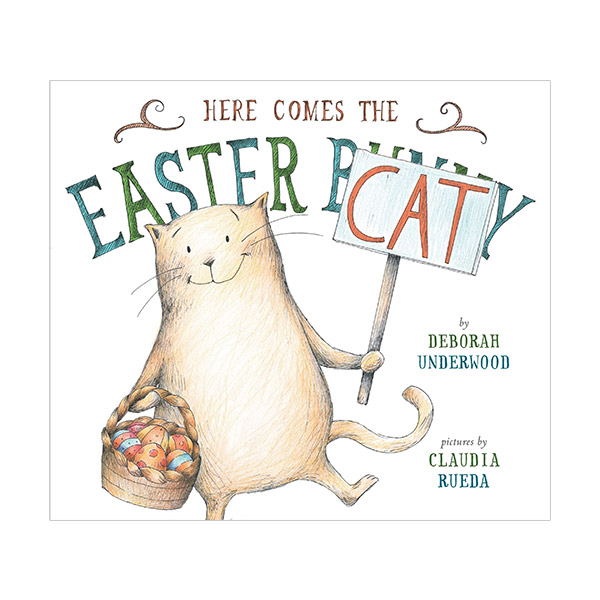 RL 1.5 : Here Comes the Easter Cat (Hardcover)