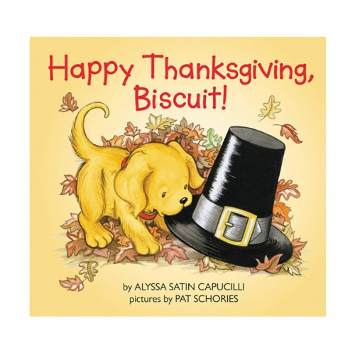 RL 1.6 : Happy Thanksgiving, Biscuit (Paperback)