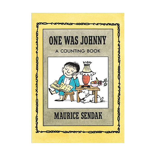 RL 1.7 : One Was Johnny: A Counting Book : Nutshell Library (Paperback)