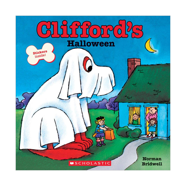 Clifford's Halloween (Paperback)