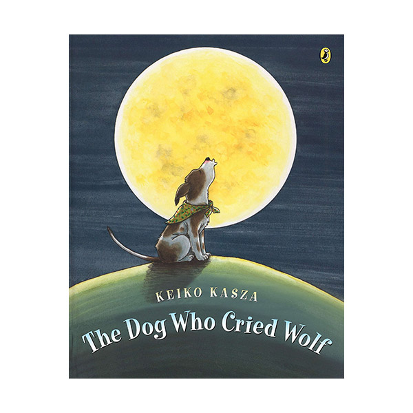 RL 1.8 : The Dog Who Cried Wolf (Paperback)