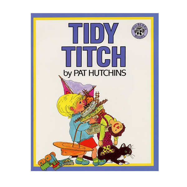 Tidy Titch (Paperback)